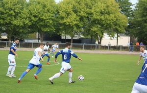 Coupe de France. NDC - Pouzauges