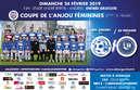 23-24 février : choc en coupe de l'Anjou féminine à Bertin dimanche
